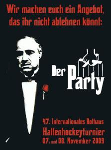 Internationales Hallenhockey-Turnier